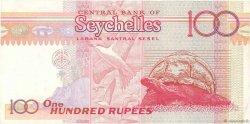 100 Rupees SEYCHELLES  1998 P.39 TTB