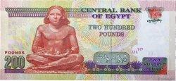 200 Pounds ÉGYPTE  2007 P.068b NEUF
