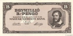 1000000 B-Pengö HONGRIE  1946 P.134 pr.NEUF