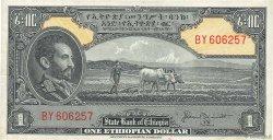 1 Dollar ÉTHIOPIE  1945 P.12b TTB+