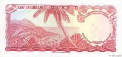 1 Dollar CARAÏBES  1965 P.13d pr.NEUF