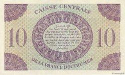 10 Francs MARTINIQUE  1944 P.23 SPL