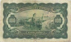 100 Francs LUXEMBOURG  1934 P.39a pr.TTB