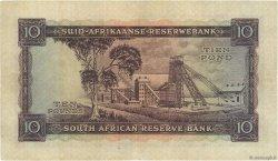 10 Pounds AFRIQUE DU SUD  1952 P.098 pr.SUP