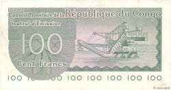 100 Francs CONGO  1963 P.01a SUP