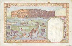 50 Francs ALGÉRIE  1941 P.084 TTB+