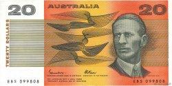 20 Dollars AUSTRALIE  1985 P.46e TTB+