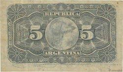 5 Centavos ARGENTINE  1892 P.213 TTB