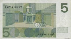5 Gulden PAYS-BAS  1966 P.090a pr.SUP