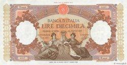10000 Lires ITALIE  1962 P.089d SUP