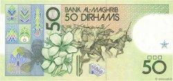 50 Dirhams MAROC  1987 P.64a NEUF