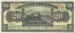 20 Pesos MEXIQUE  1902 PS.0431d SPL