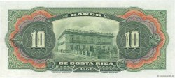 10 Colones COSTA RICA  1901 PS.174r NEUF