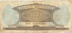 100 Francs CONGO  1961 P.06a TB