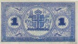 1 Krona ISLANDE  1941 P.22j SUP