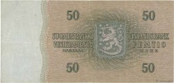 50 Markkaa FINLANDE  1963 P.107a TB