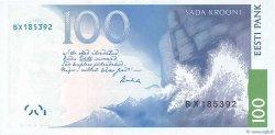 100 Krooni ESTONIE  1999 P.82a NEUF