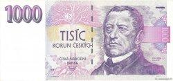 1000 Korun RÉPUBLIQUE TCHÈQUE  1993 P.08a pr.SUP