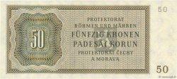 50 Korun BOHÊME ET MORAVIE  1944 P.10a pr.NEUF