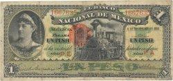 1 Peso MEXIQUE  1913 PS.0255b TB