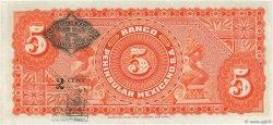 5 Pesos MEXIQUE  1914 PS.0465a NEUF
