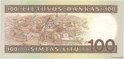 100 Litu LITUANIE  1991 P.50a NEUF