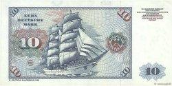 10 Deutsche Mark ALLEMAGNE  1980 P.031d SUP