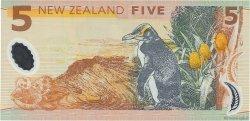 5 Dollars NOUVELLE-ZÉLANDE  2005 P.185b NEUF