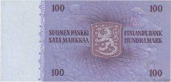 100 Markkaa FINLANDE  1963 P.102a NEUF