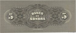 5 Pesos MEXIQUE  1897 PS.0419r NEUF