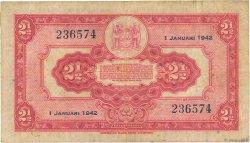 2,5 Gulden SURINAM  1942 P.087b TB+