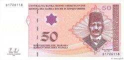 50 Convertible Maraka BOSNIE HERZÉGOVINE  2008 P.076b NEUF