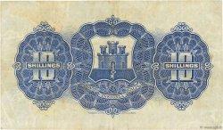 10 Shillings GIBRALTAR  1942 P.14b TB