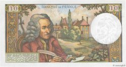 10 Francs VOLTAIRE FRANCE  1963 F.62.03 SPL