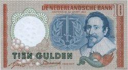 10 Gulden PAYS-BAS  1953 P.085 SPL