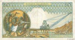 50 Dirhams MAROC  1968 P.55c pr.TTB