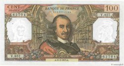 100 Francs CORNEILLE FRANCE  1975 F.65.49 SUP