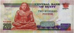 200 Pounds ÉGYPTE  2007 P.068a NEUF
