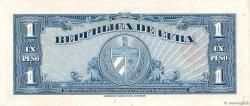 1 Peso CUBA  1960 P.077b pr.NEUF
