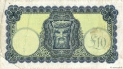 10 Pounds IRLANDE  1973 P.066c TB