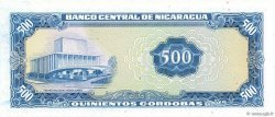 500 Cordobas NICARAGUA  1979 P.133 NEUF