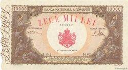 10000 Lei ROUMANIE  1945 P.057a SUP