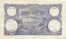 20 Lei ROUMANIE  1915 P.020a