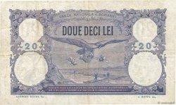 20 Lei ROUMANIE  1915 P.020a TTB