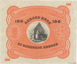 100 Kroner NORVÈGE  1944 P.10c TTB+