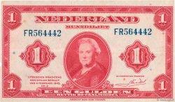 1 Gulden PAYS-BAS  1943 P.064a TTB+