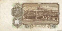 100 Korun TCHÉCOSLOVAQUIE  1953 P.086b TTB