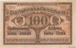 100 Mark ALLEMAGNE  1918 P.R133 TTB