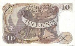 10 Pounds ANGLETERRE  1964 P.376a SUP+