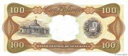 100 Bolivares VENEZUELA  1989 P.066b SPL+